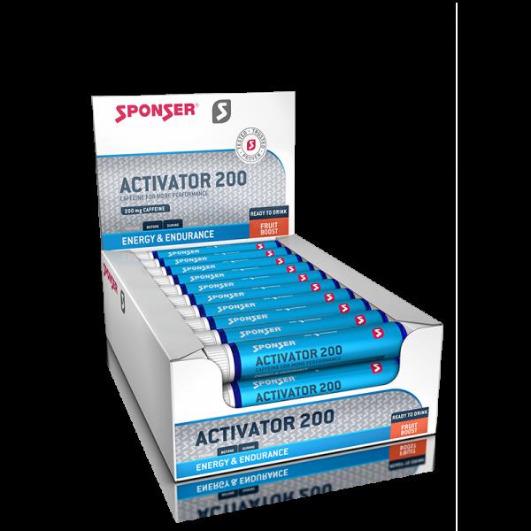 Activator 200 Sponser Sports Food