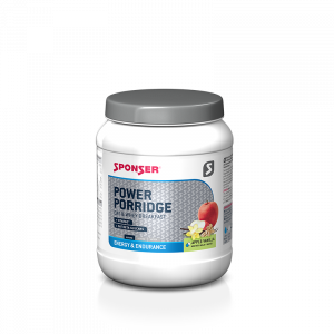 Power Porridge Apple Vanilla Sponser Sports Food