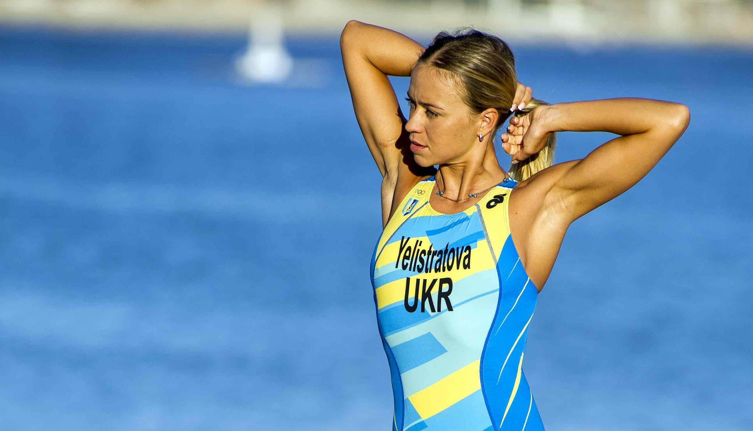 Interview Yuliya Yelistratova – ITU Triathlon
