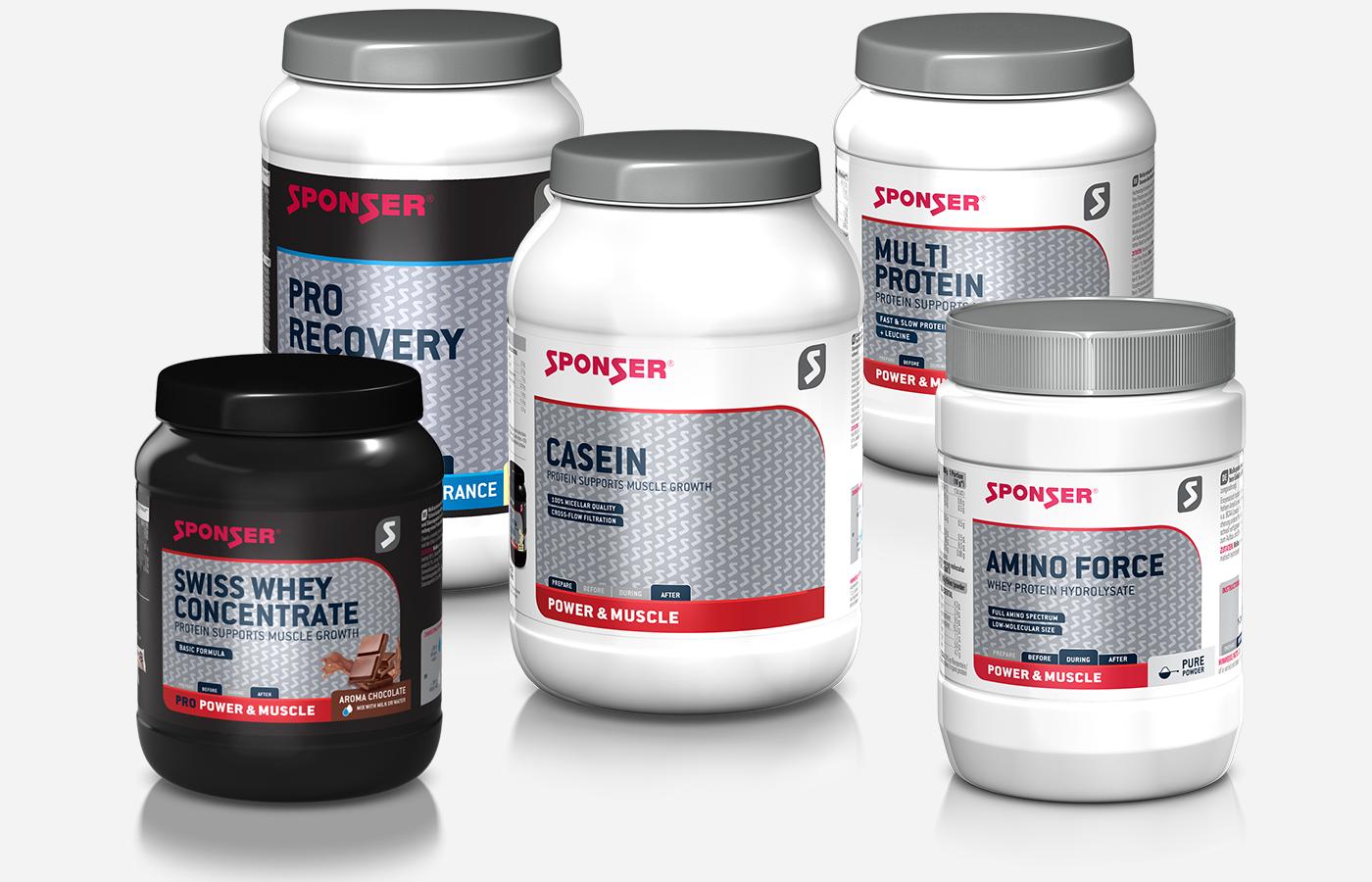 Protein Powders in Comparison